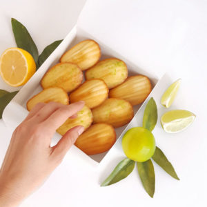 bisou box madeleines